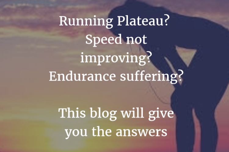How to Smash through a running Plateau: 4 effective tips